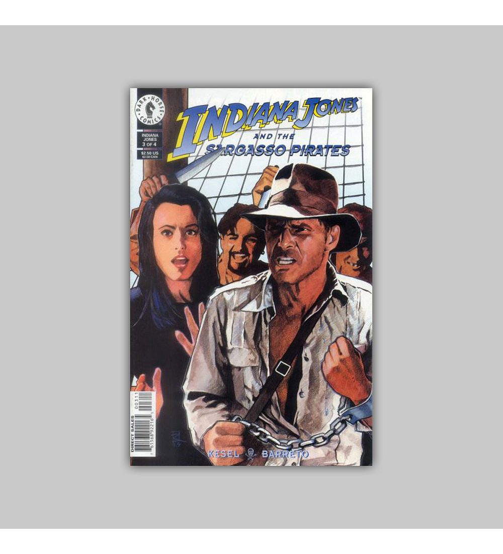 Indiana Jones and the Sargasso Pirates 3 1996