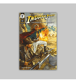 Indiana Jones and the Thunder in the Orient 5 1994