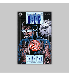 Batman: Legends of the Dark Knight 13 1990