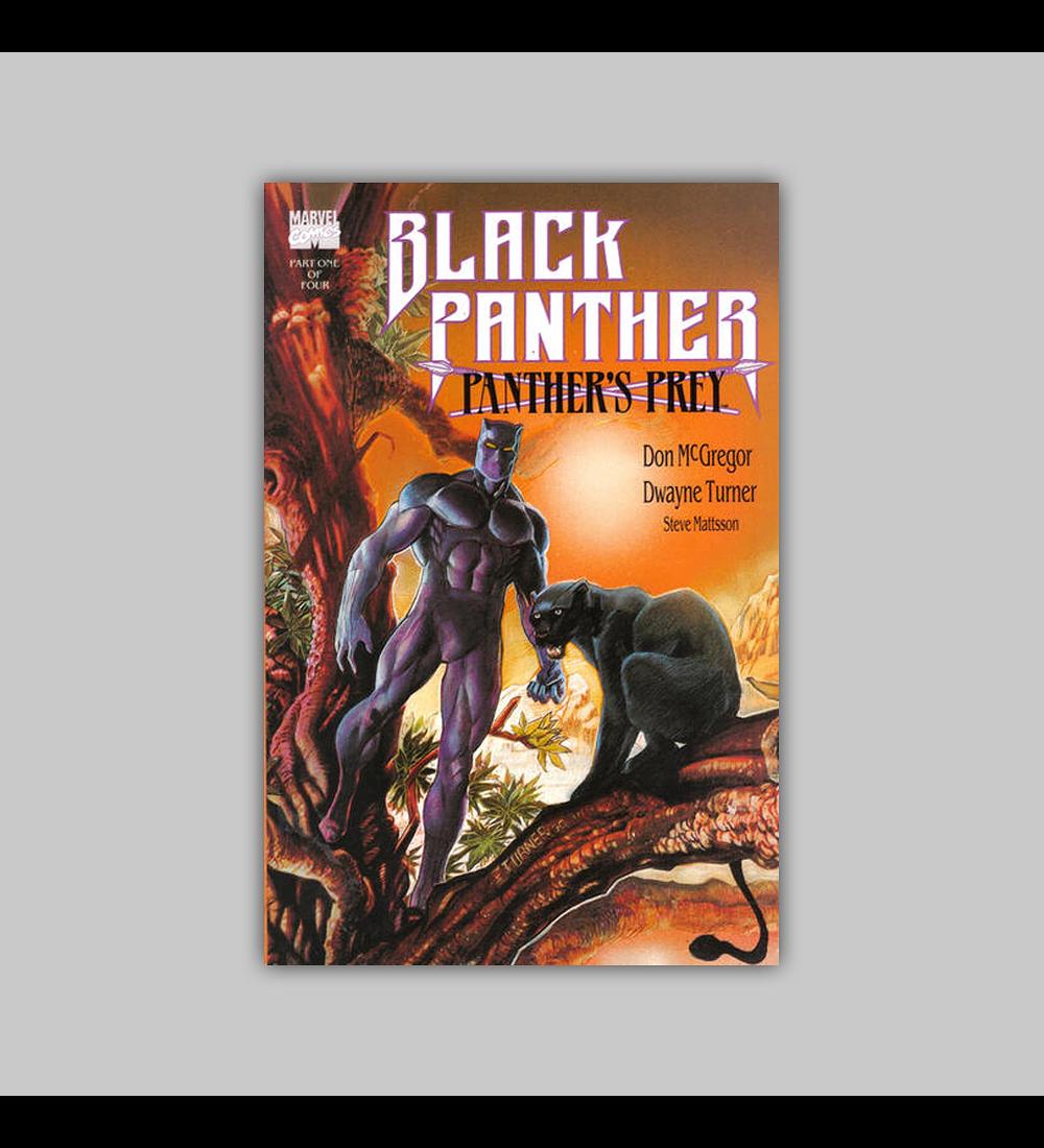 Black Panther: Panther's Prey 1 1991