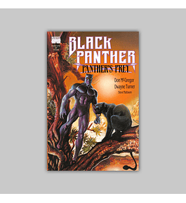 Black Panther: Panther's Prey 1 1991