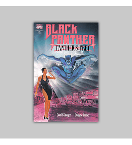Black Panther: Panther's Prey 3 1991