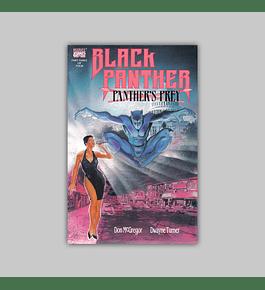Black Panther: Panther's Prey 3 1991
