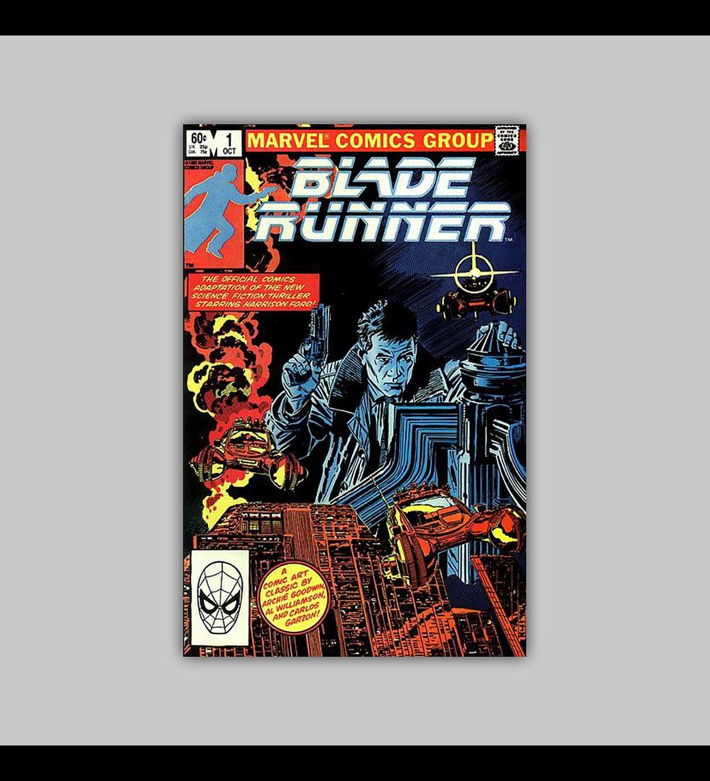 Blade Runner 1 VF/NM (9.0) 1982