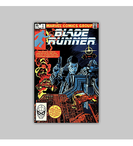 Blade Runner 1 VF/NM (9.0) 1982