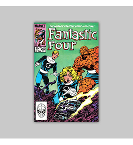 Fantastic Four 260 1983
