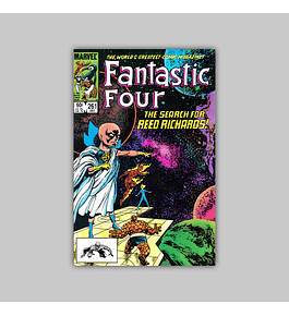 Fantastic Four 261 1983