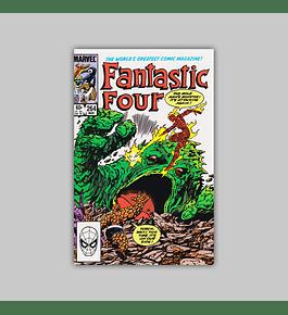 Fantastic Four 264 1984