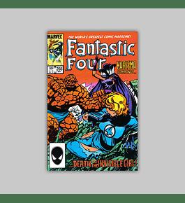 Fantastic Four 266 1984