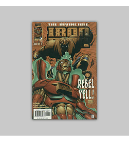 Iron Man (Vol. 2) 8 1997
