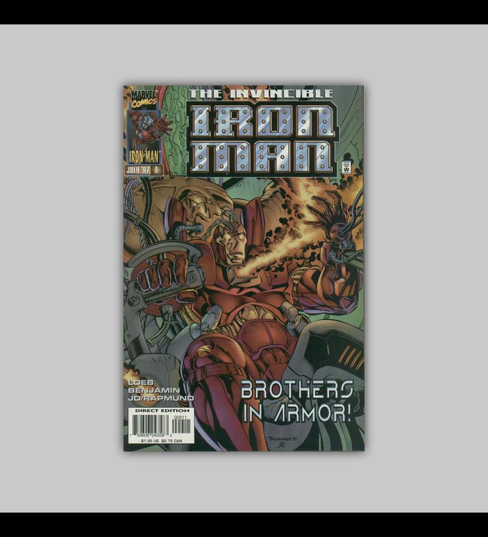 Iron Man (Vol. 2) 9 1997