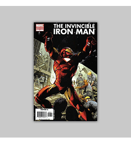 Iron Man (Vol. 4) 7 B 2006