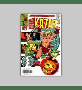 Ka-Zar -1 1997
