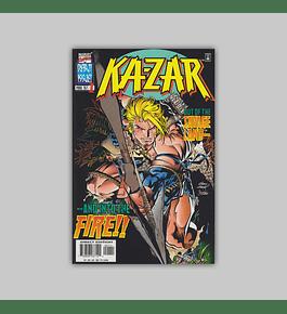 Ka-Zar (Vol. 2) 1 1997
