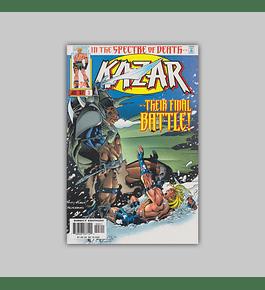 Ka-Zar (Vol. 2) 3 1997