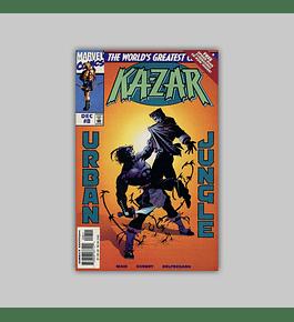 Ka-Zar (Vol. 2) 8 1997