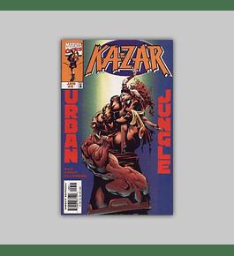 Ka-Zar (Vol. 2) 9 1998