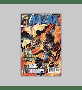 Ka-Zar (Vol. 2) 12 1998