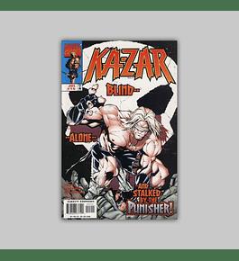 Ka-Zar (Vol. 2) 15 1998