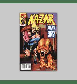 Ka-Zar (Vol. 2) 17 1998