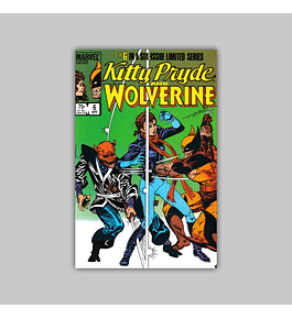 Kitty Pryde and Wolverine 6 1985