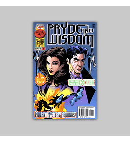 Pryde and Wisdom (complete limited series) 1996