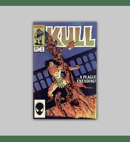 Kull the Conqueror 5 1984