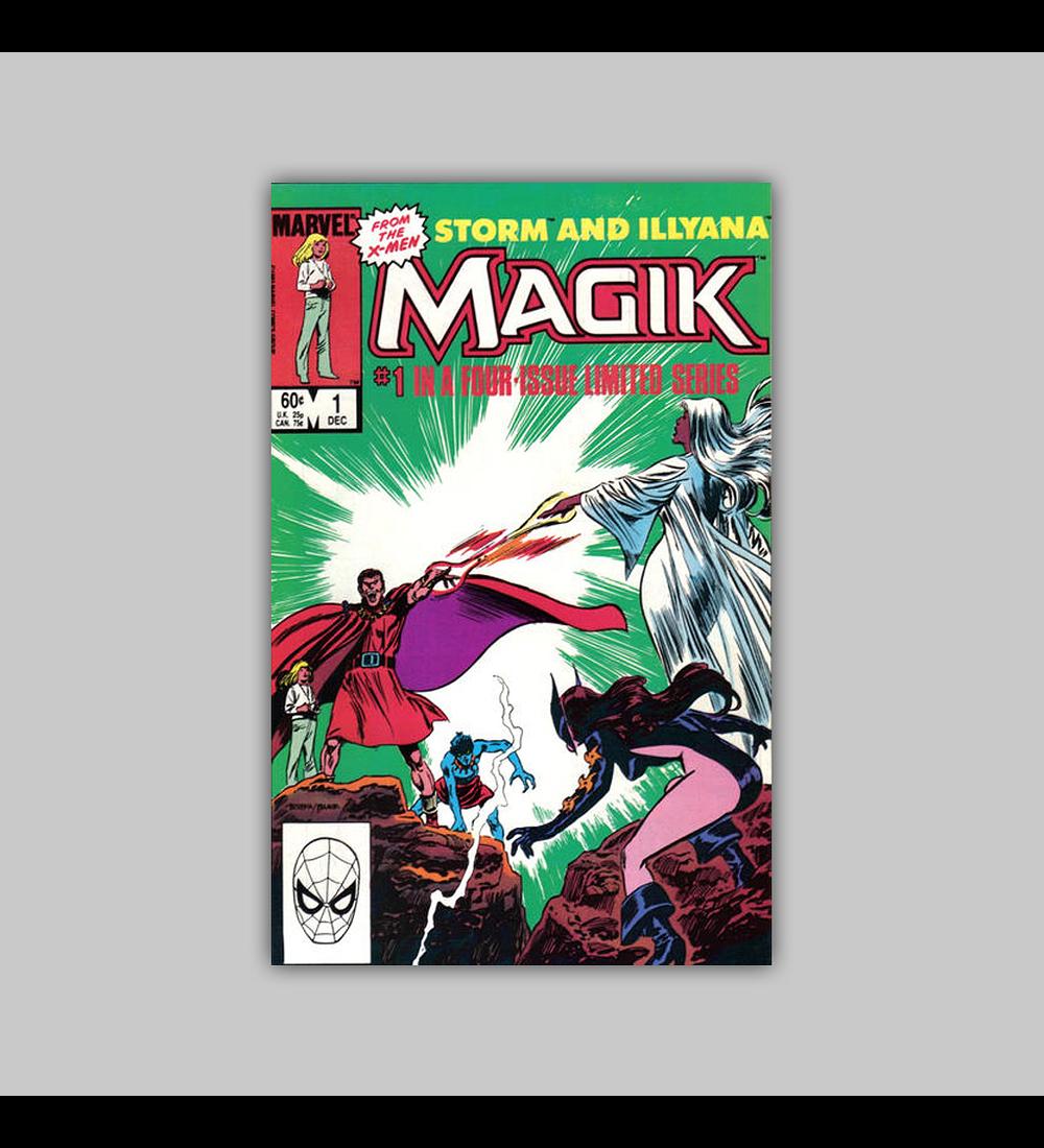 Magik: Storm and Illiyana 1 1983