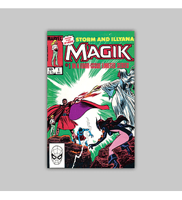 Magik: Storm and Illiyana 1 1983