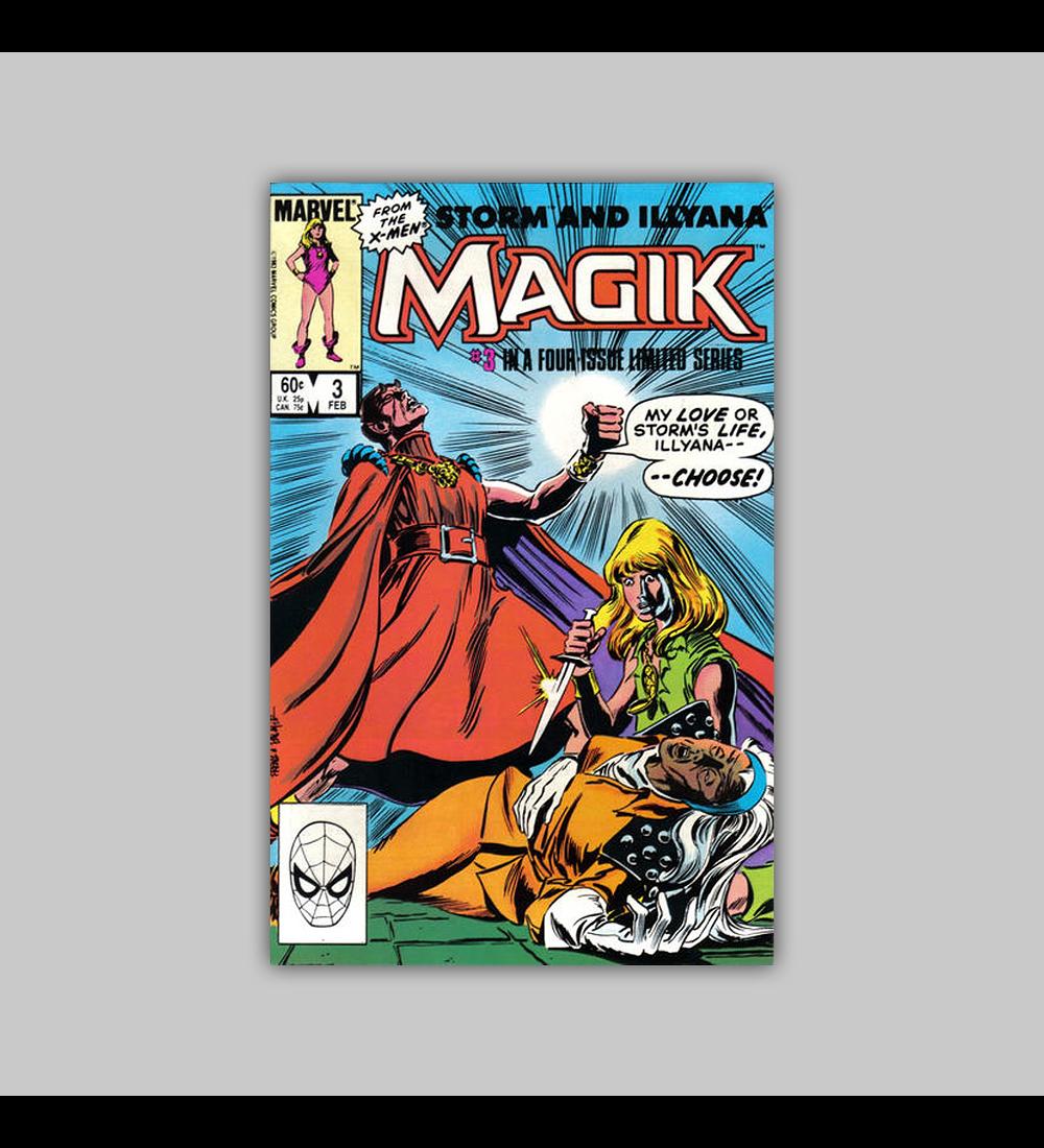 Magik: Storm and Illiyana 3 1984