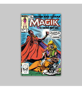 Magik: Storm and Illiyana 3 1984