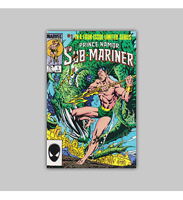 Prince Namor: Sub-Mariner 1 1984