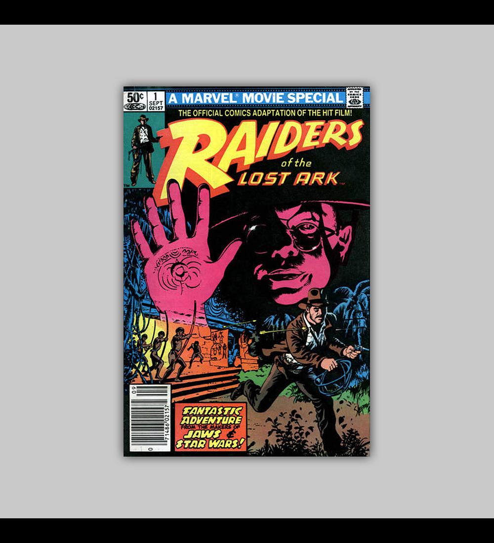 Raiders of The Lost Ark 1 1981
