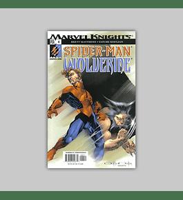 Spider-Man & Wolverine 4 2003