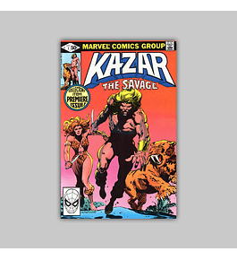 Ka-Zar the Savage 1 1981