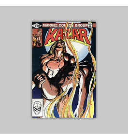 Ka-Zar the Savage 5 1981