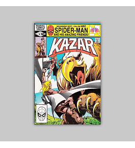 Ka-Zar the Savage 9 1981