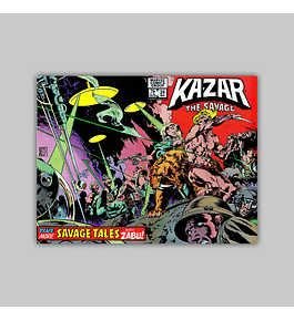 Ka-Zar the Savage 24 1983