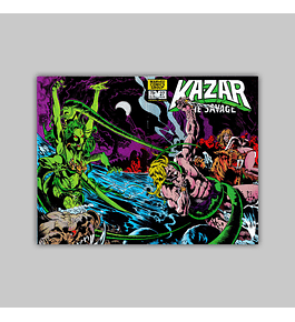 Ka-Zar the Savage 27 1983