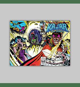 Ka-Zar the Savage 29 1983