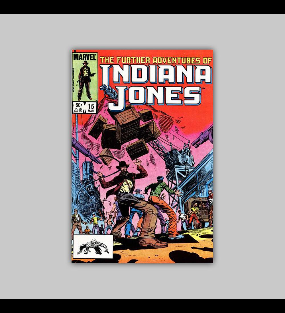 The Further Adventures of Indiana Jones 15 1984