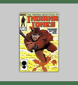 The Further Adventures of Indiana Jones 19 1984