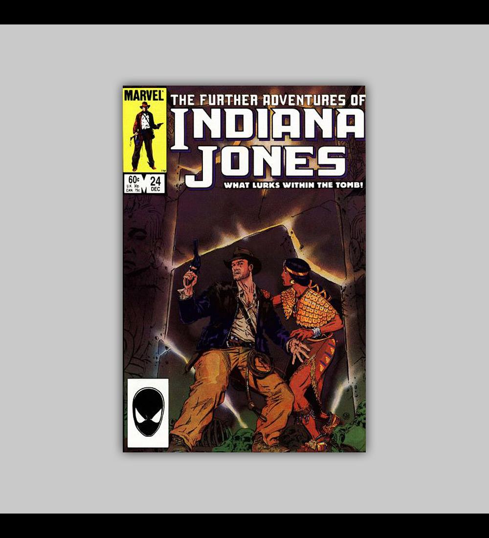 The Further Adventures of Indiana Jones 24 1984