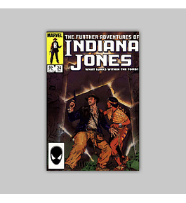 The Further Adventures of Indiana Jones 24 1984