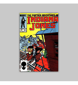 The Further Adventures of Indiana Jones 25 1985