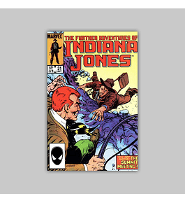 The Further Adventures of Indiana Jones 31 1985