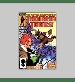 The Further Adventures of Indiana Jones 31 1985