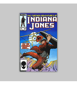 The Further Adventures of Indiana Jones 32 1985