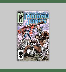 The Further Adventures of Indiana Jones 33 1986