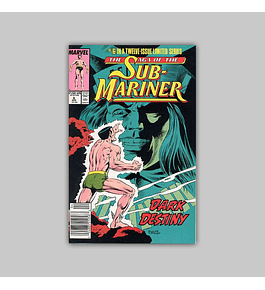 The Saga of the Sub-Mariner 6 1989